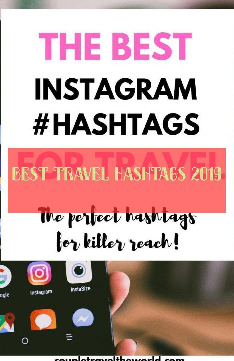 best travel hashtags 2019