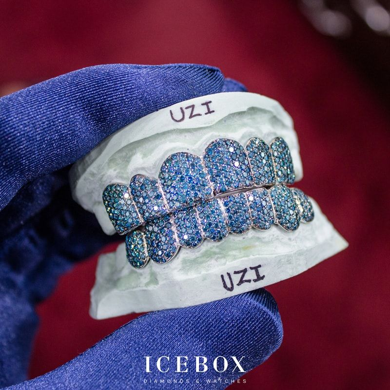 Pin by Icebox Diamonds & Watches on Grillz in 2019 ...