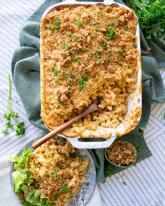 Jamie Oliver S Mac And Cheese Recipe Vegan Dairy Free The Edgy Veg Recipe In 2020 Edgy Veg Cheese Recipes Delicious Vegan Recipes