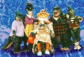 La Maquina Del Tiempo Dinosaurios Serie De Tv 1991