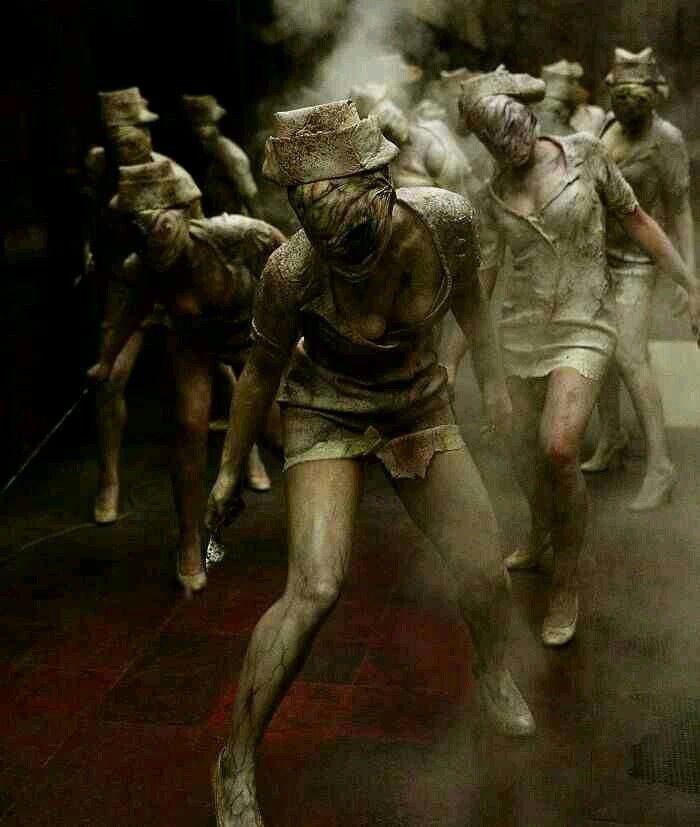 Silent Hill: Revelation 3D Movie CLIP - Nurses (2012) HD