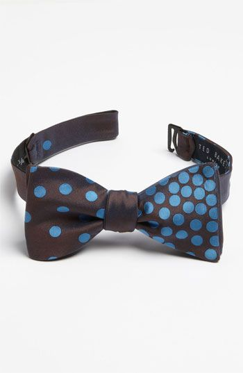 eb7dc0996a015c Ted Baker London Silk Bow Tie available at  Nordstrom