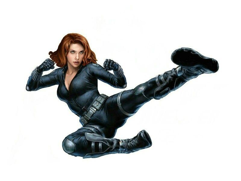 #Black #Widow #Clip #Art. ÅWESOMENESS!!!™ ÅÅÅ+ | HERO CLIP ...
