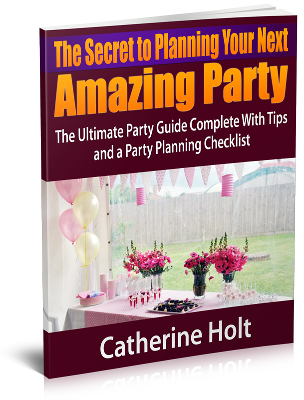 Free Party Planning Checklist  Party Planning Checklist Party