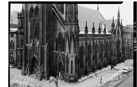 First Presbyterian Church Ca 1958 Madison Street Park Avenue Baltimore Photos Provided By Old Baltimore Mar Presbyterian Church Presbyterian Church