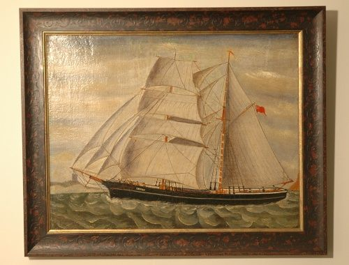 Clipper. British circa 1850