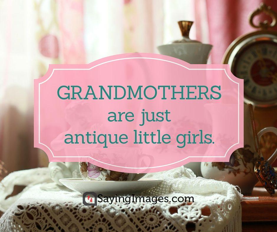 25 Sweet and Funny Grandma Quotes sayingimages grandma