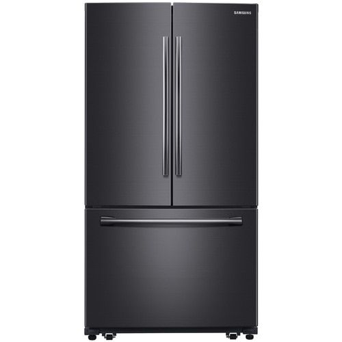 Samsung25.5-cu Ft French Door Refrigerator With Ice Maker