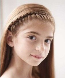 Tremendous 1000 Images About Hairstyles 4 My Girls On Pinterest For Kids Short Hairstyles Gunalazisus