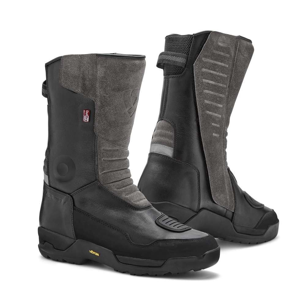 bbaf09bb08d Μπότες Revit Gravel Outdry Black | Revit | Motorcycle boots, Boots ...
