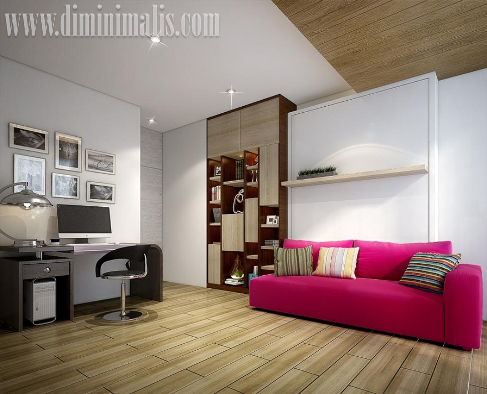 Desain Interior Rumah Minimalis Lengkap (bagian 2 Dari 3