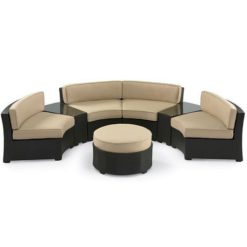 Replacement Cushions For Patio Sets Sold At Jcpenney Patio Sectional Replacement Cushions Furniture