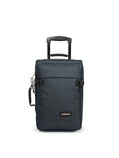 Eastpak Tranverz Extra Small Midnight Wheeled Suitcase | cabin ...