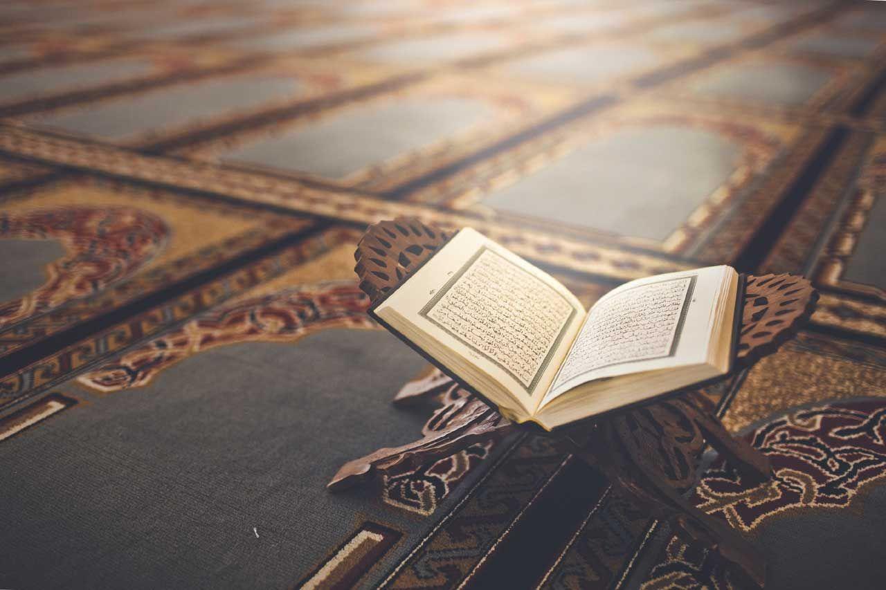 The Great Question Quran Book Quran Wallpaper Quran