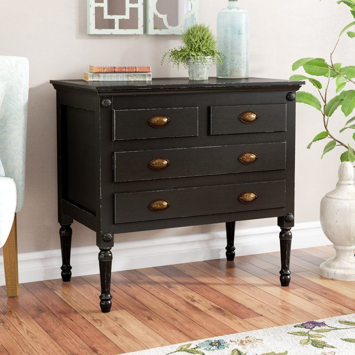 Best Easterbrook 4 Drawer Accent Chest In 2020 Accent Chest 400 x 300