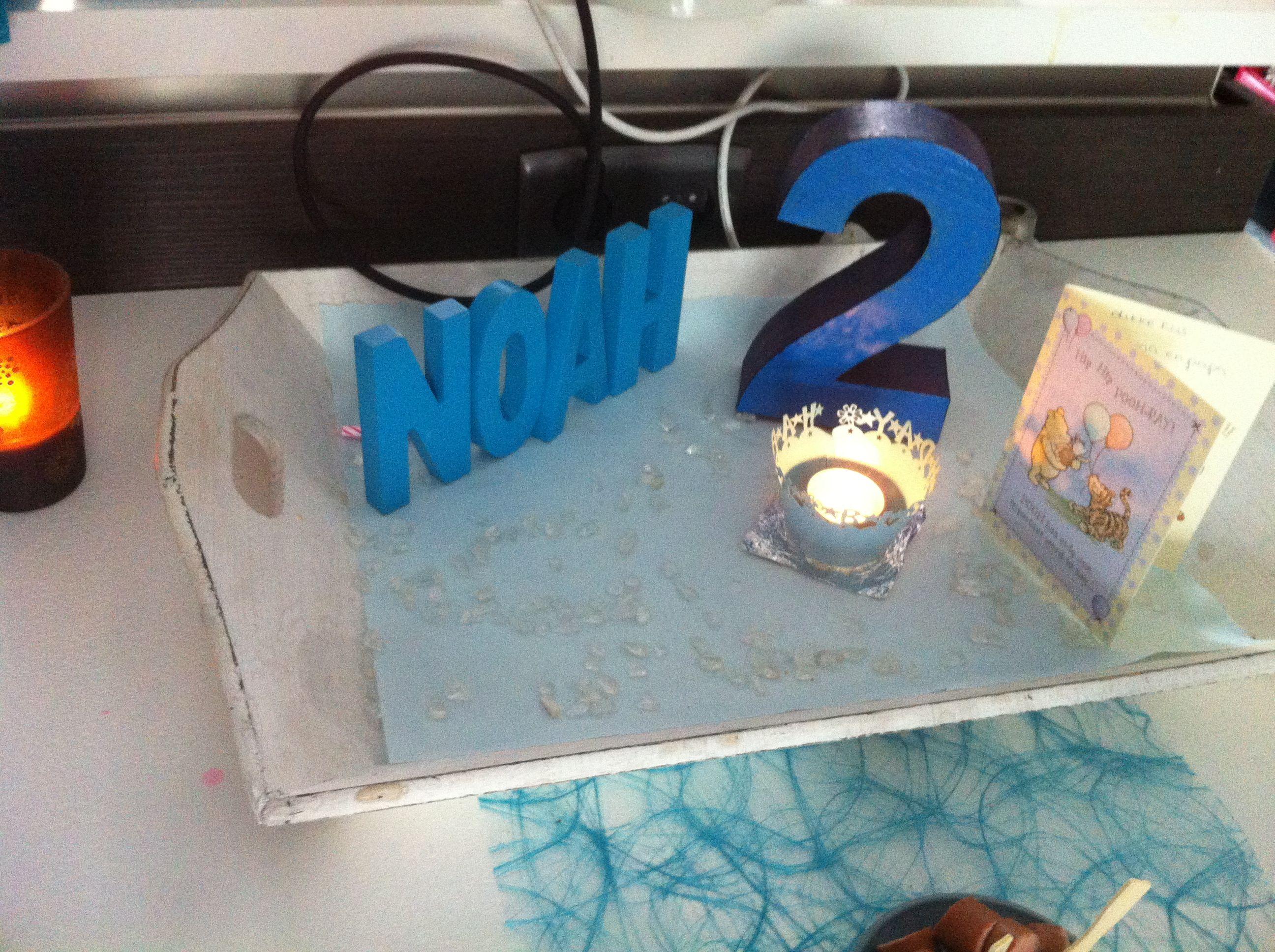 Verjaardag - Birthday