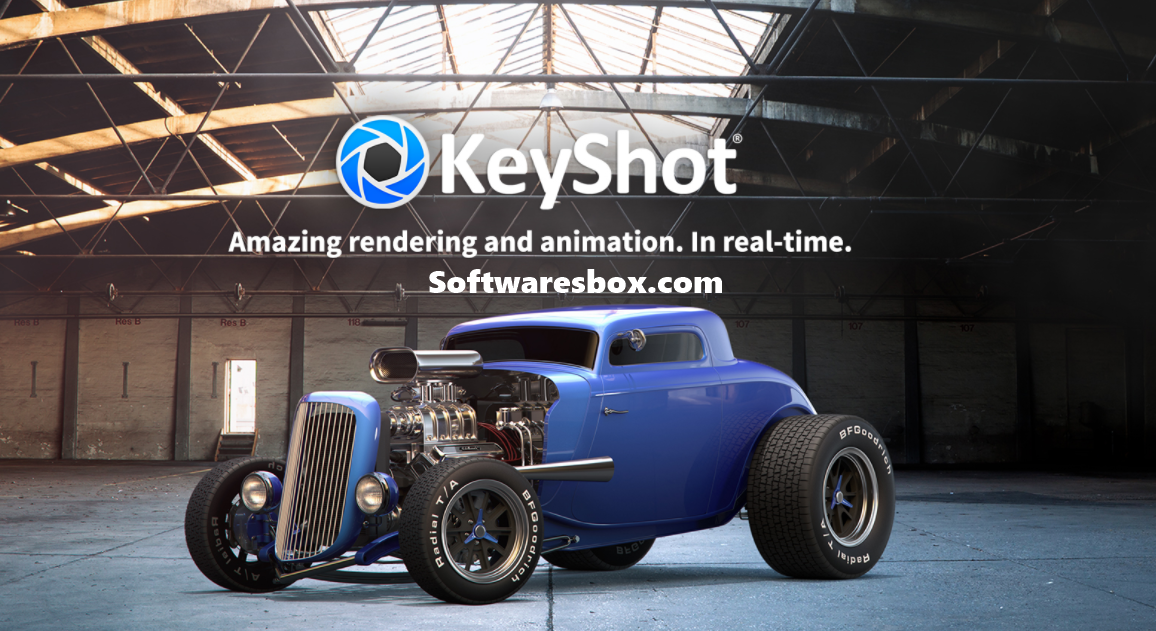 KeyShot 8 Crack 2018 + Keygen {Mac+Win} Free Download