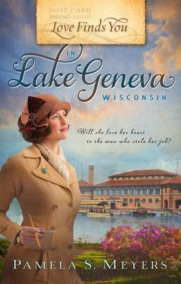Will local reporter Meg Alden lose her heart to the man who stole her job? Find out in this historical romance by Pamela S. Meyers, who grew up in Lake Geneva. Her third novel is set in Lake Geneva in 1933, the year of the grand opening of the Riviera.