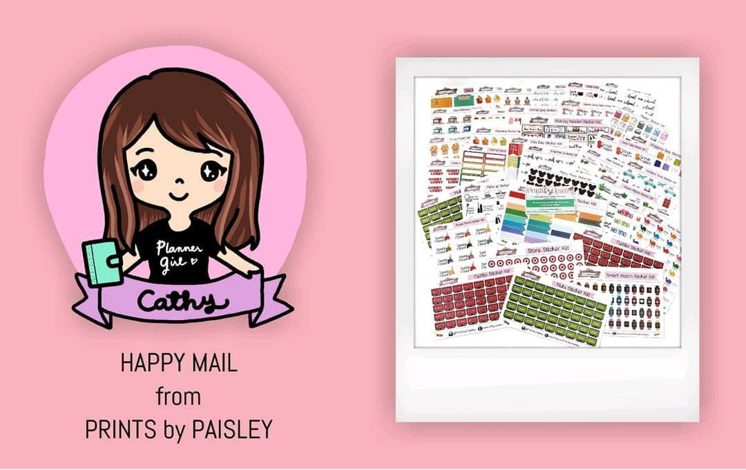 2ad0fee316ea Happy mail unboxing video from  printsbypaisley is now up on my Youtube  Channel (link