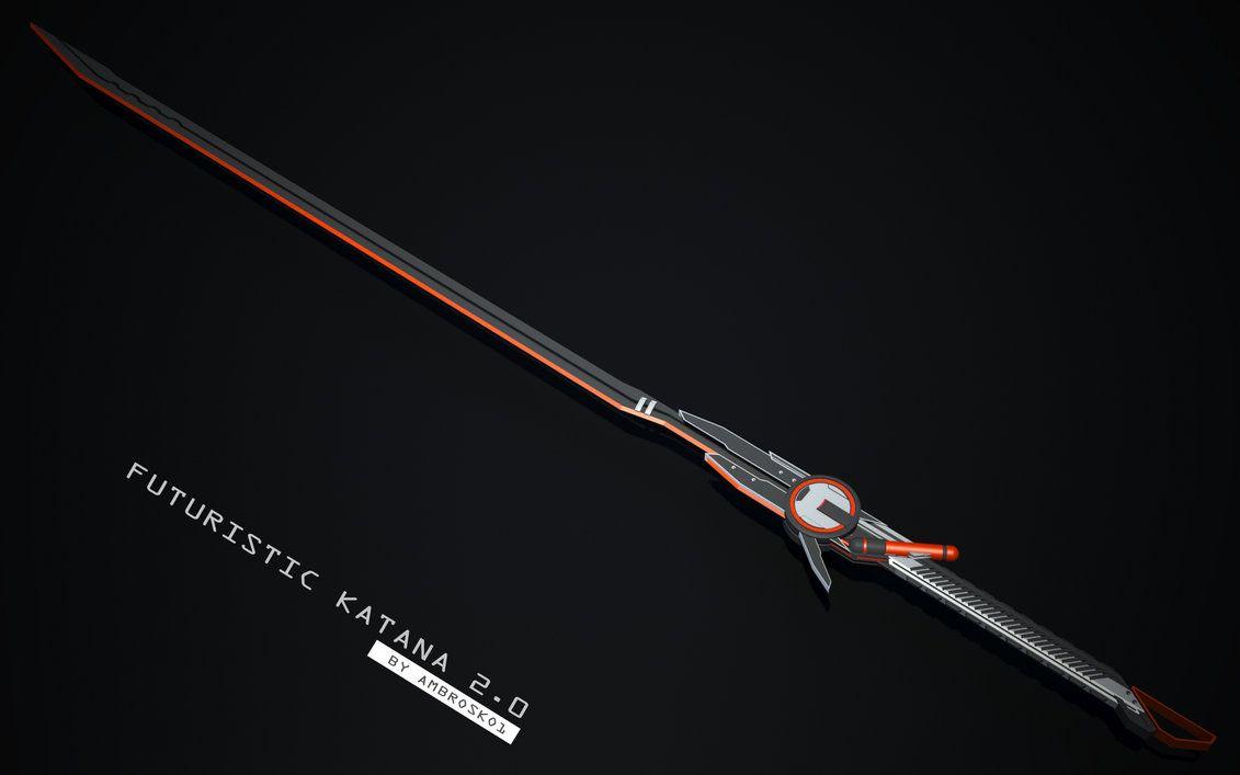 Future katana