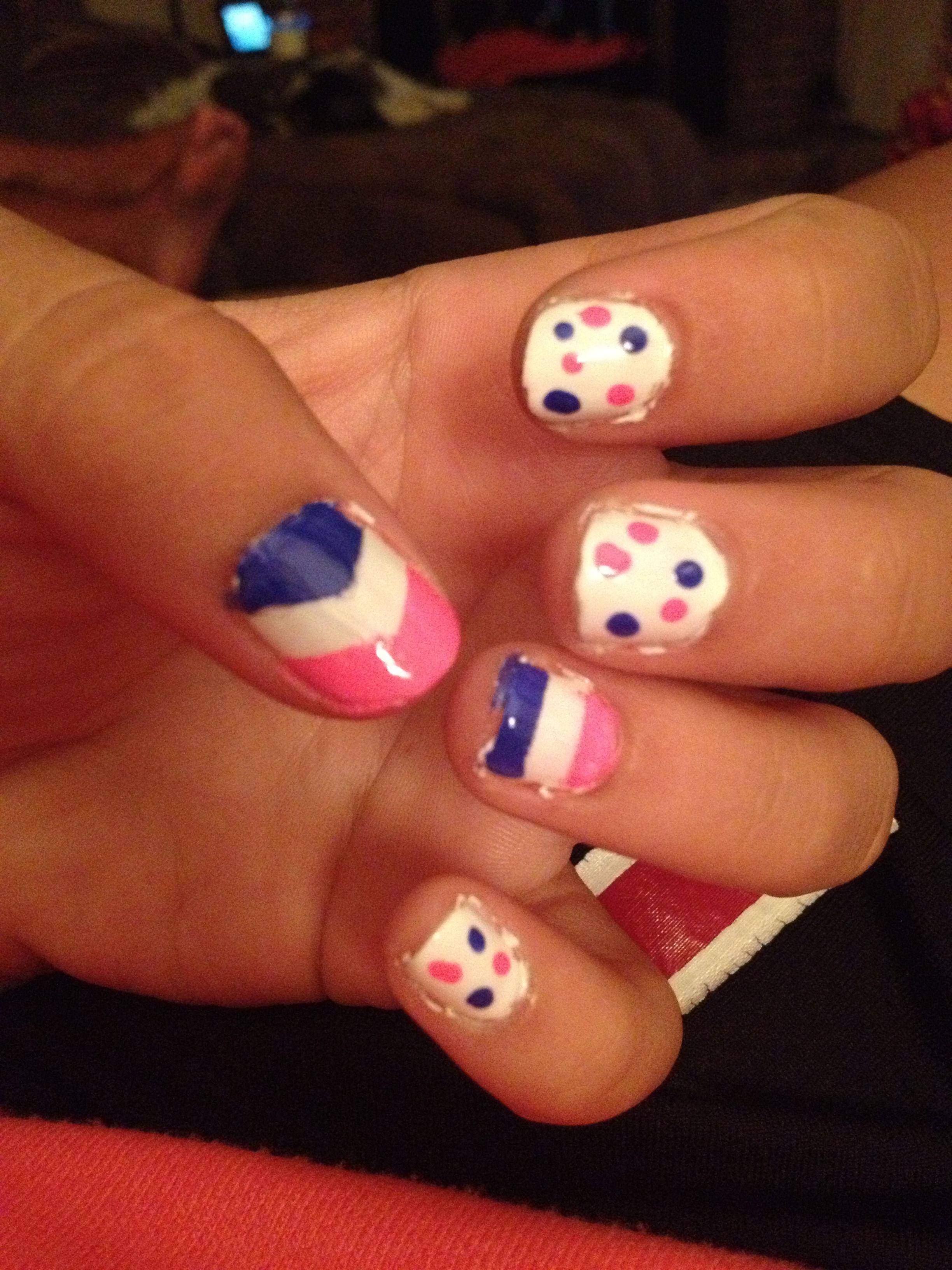 Fun nails | Fun nails, Nails, Nail polish
