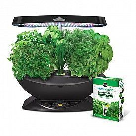 Aerogarden 7 Led With Gourmet Herb Seed Kit Indoor 400 x 300