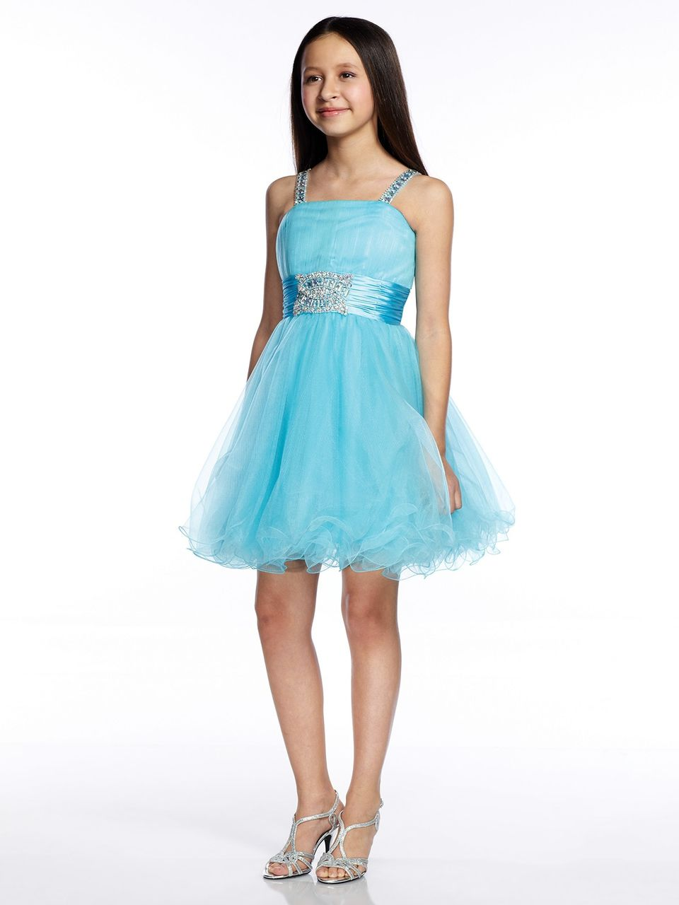 Lexie Girls Cocktail Dress Tw21546