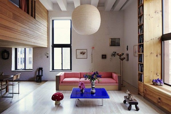 Loft Apartments New York Images Lamsweerde And Vinoodh Matadin S Manhattan Apartment Fullinsight