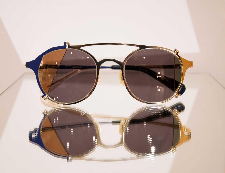 masahiromaruyama #broken frames with split lenses and mutli-colored ...
