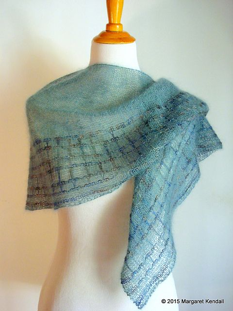 Ravelry: Entrapped pattern by Margaret Kendall