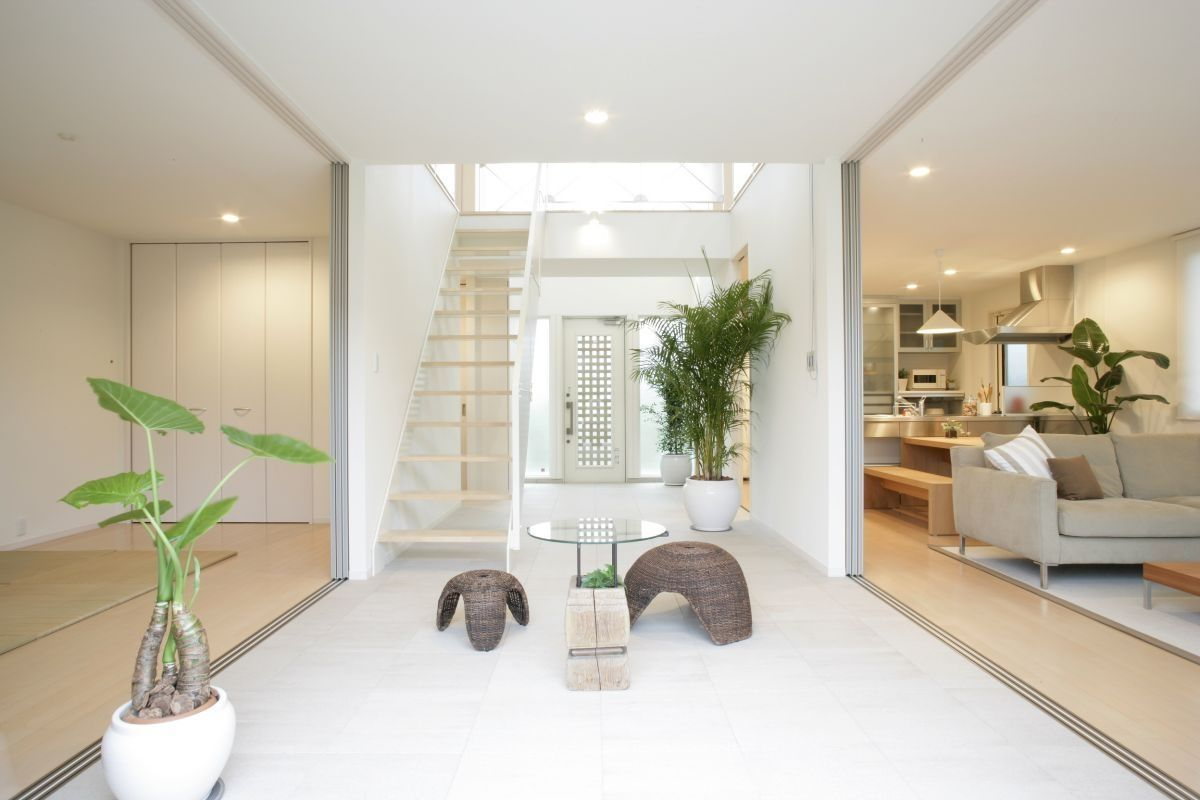 Feng Shui What It Is Its Five Elements And Basic Strategies For Modern Interiors Zen Interiors Interior Design Hallway Japanese Interior Design