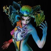 Photo of Body Painting that Transforms you into Art – #art #body #Painting #Transforms