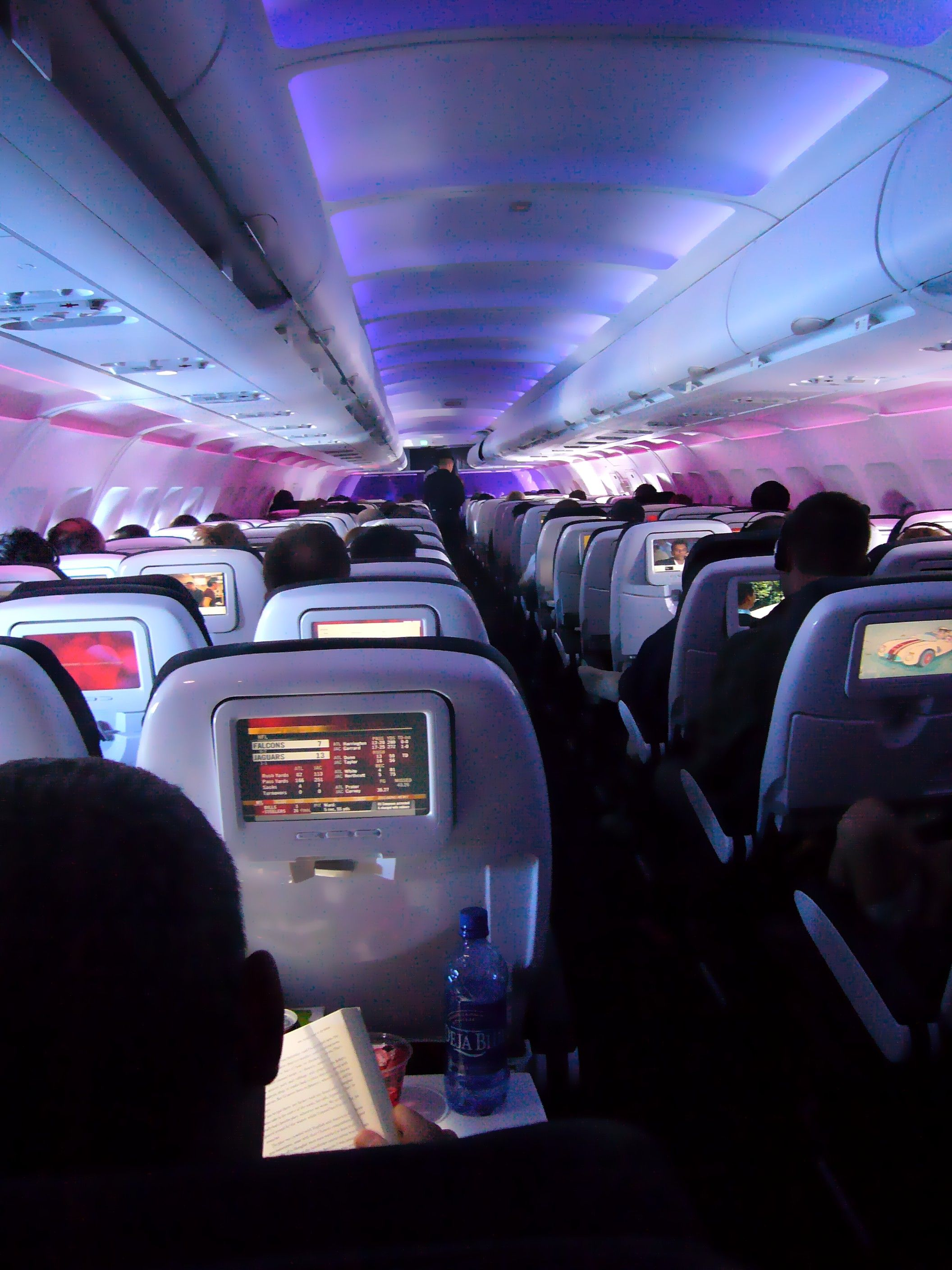 NEW AMERICAN AIRLINES NEW PLANES | File:Virgin America airplane ...