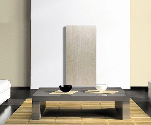 radiateur lectrique inertie valderoma 1300 w travertin valderoma. Black Bedroom Furniture Sets. Home Design Ideas