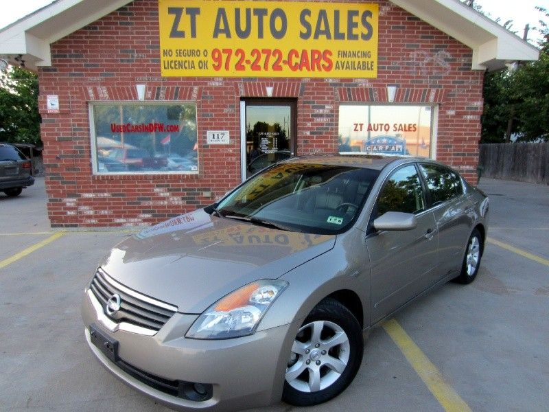 2008 Nissan Altima 4dr Sdn I4 Man 2 5l Sl Front Wheel Drive 2007 Nissan Altima Nissan Altima Altima