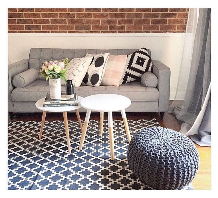Rug Coffee Tables Ottoman From Kmart Australia Wnetrza