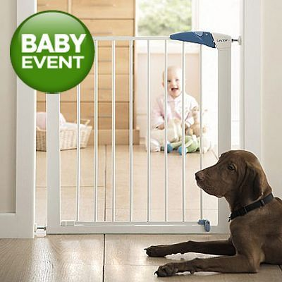 Lindam Sure Shut Axis Stair Gate Reduced To 15 Asda Baby