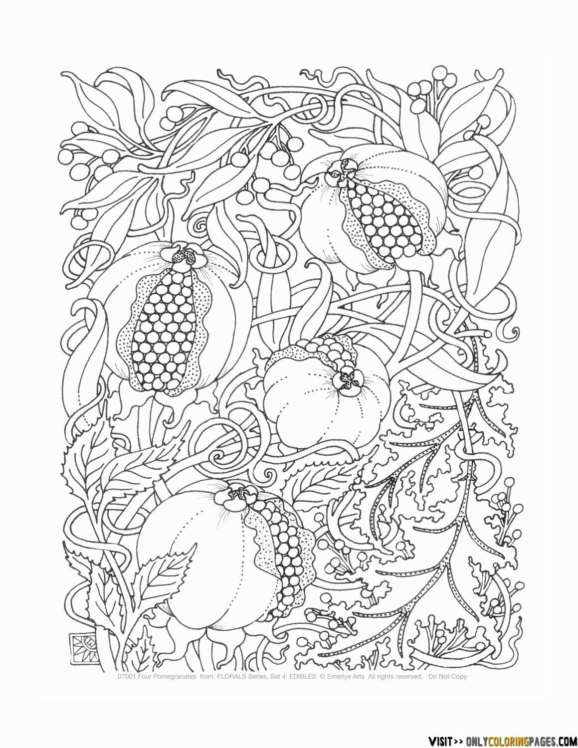 coloring pages for adults, printable coloring pages for adults, free ...