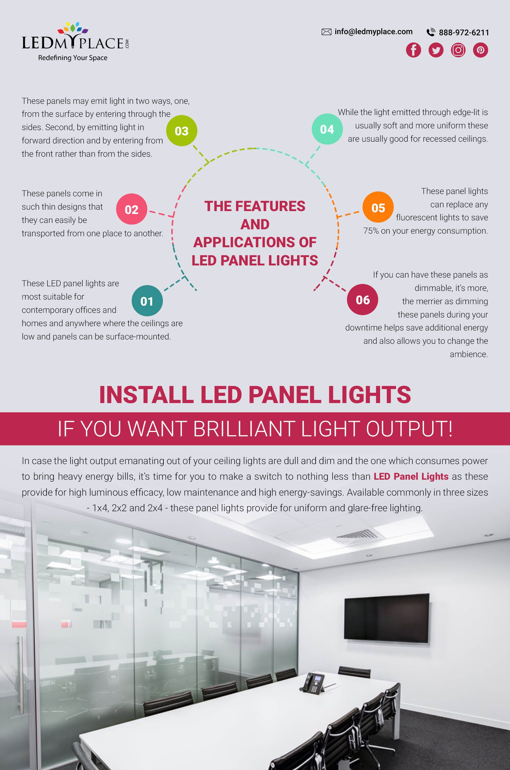 Led Panel Lights Led Panel Led Panel Light Led Indoor Lighting