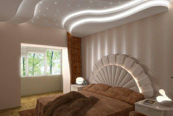 Faux plafond moderne comme élément décoratif de lu0027intérieur T5