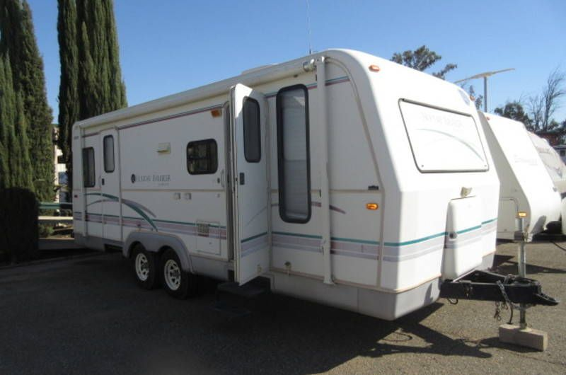 1996 Holiday Rambler Aluma Lite 25cc For Sale Atwater Ca Rvt