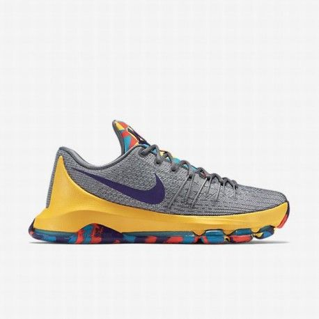 hot sale online 74deb 58109 ... italy nike basketball shoes kdnike mens wolf grey cool grey blue lagoon  court purple kd 8