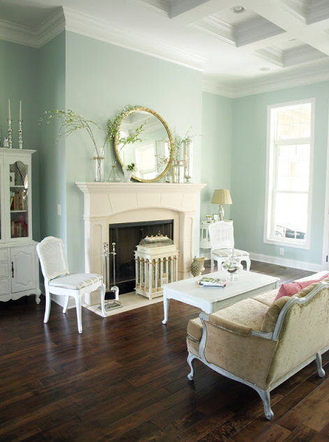 Sherwin Williams Mint Condition The Classy Broad Home