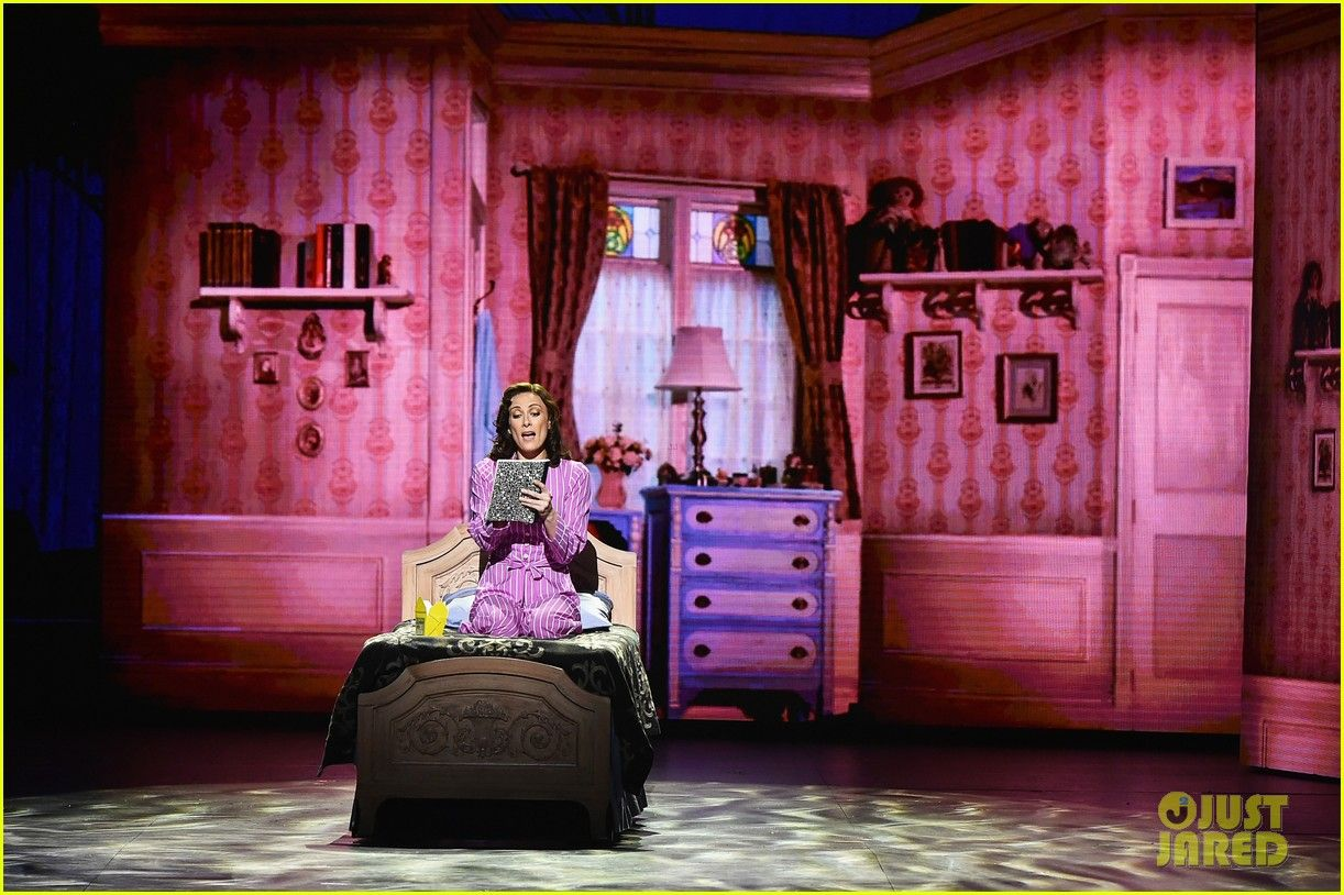 Laura Benanti As Amalia Balash Preforming Vanilla Ice Cream From The Broadway Revival Of She Loves Me At The 2016 She Loves Me Musical Tony Awards My Love