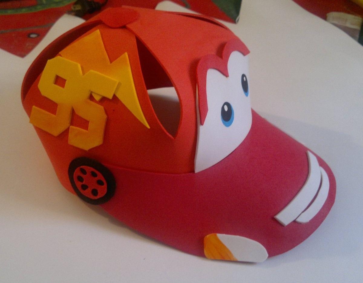 Como hacer gorros de fomi para fiestas imagui - Decoracion de sombreros ...