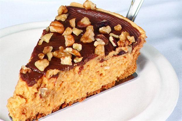 Torta mousse de dulce de leche - revistamaru.com