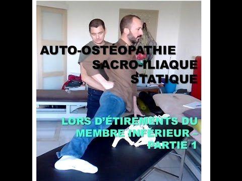 Auto Osteopathie Bassin Liberer Sacro Iliaques X3d Equilibre Posture Youtube Osteopathie Iliaque Etirement Du Bassin