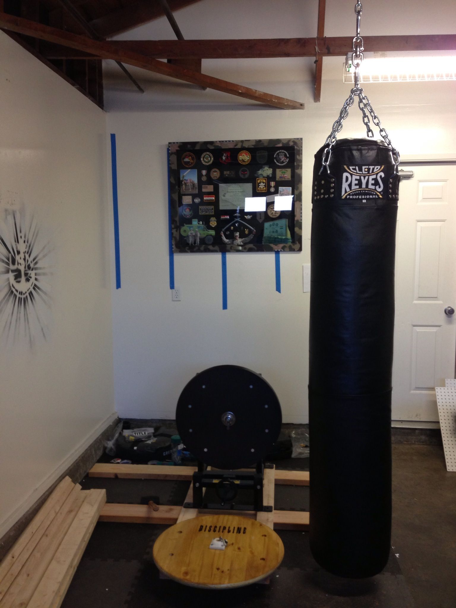 Home boxing gym garage gym home gym design boxing gym mma gym