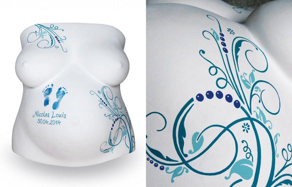 Bildergalerie Schlicht Und Elegant Babybauch Gipsabdruck Babybauch Gibsabdruck Gipsabdruck