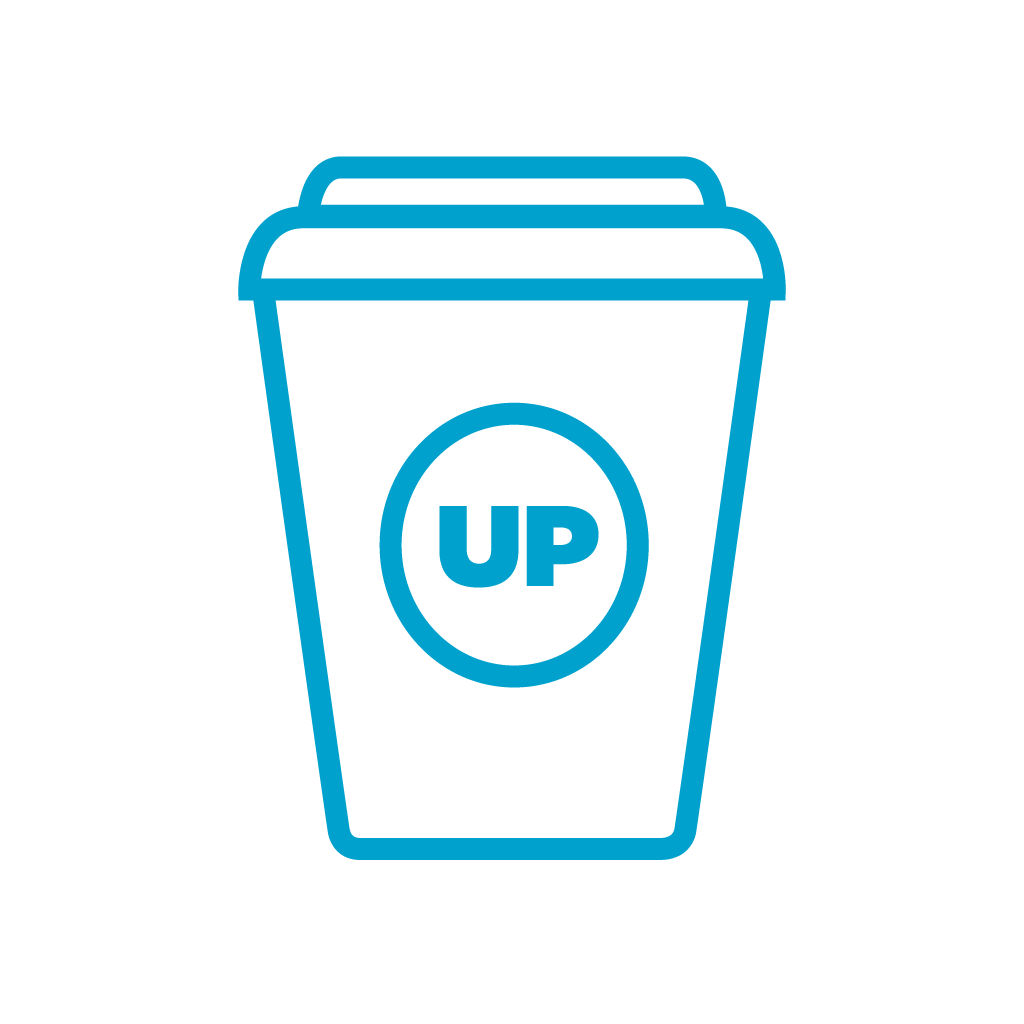 Up Coffee is a fun and engaging health app to help understand how ...